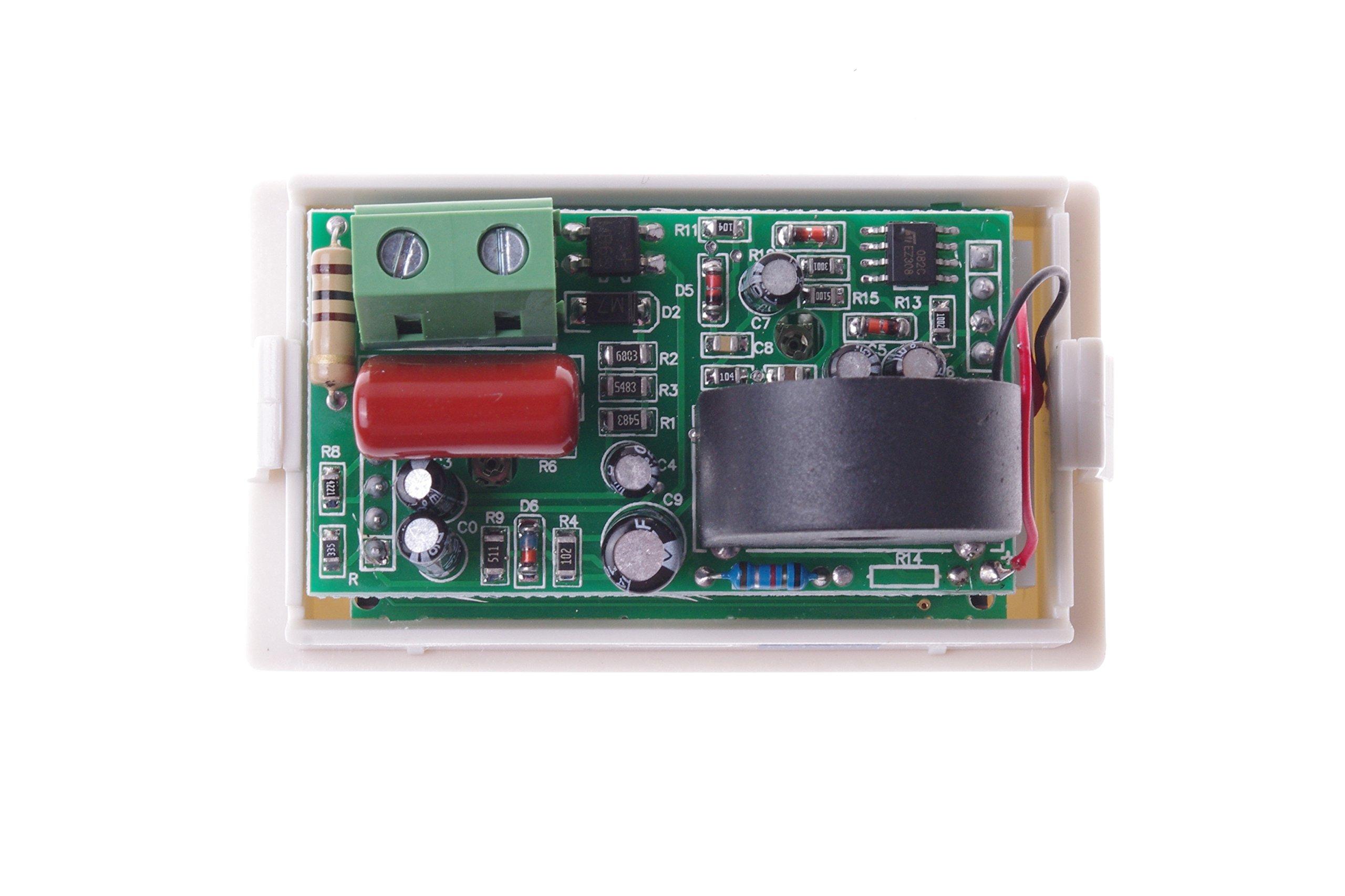 SMAKN AC 200-500V/50A Digital LCD Display Voltmeter Amperemeter Volt Gauge+Current Measure Sense Resistor by SMAKN (Image #4)