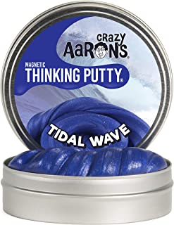product image for Crazy Aaron's Thinking Putty, 3.2 Ounce, Super Magnetic Tidal Wave