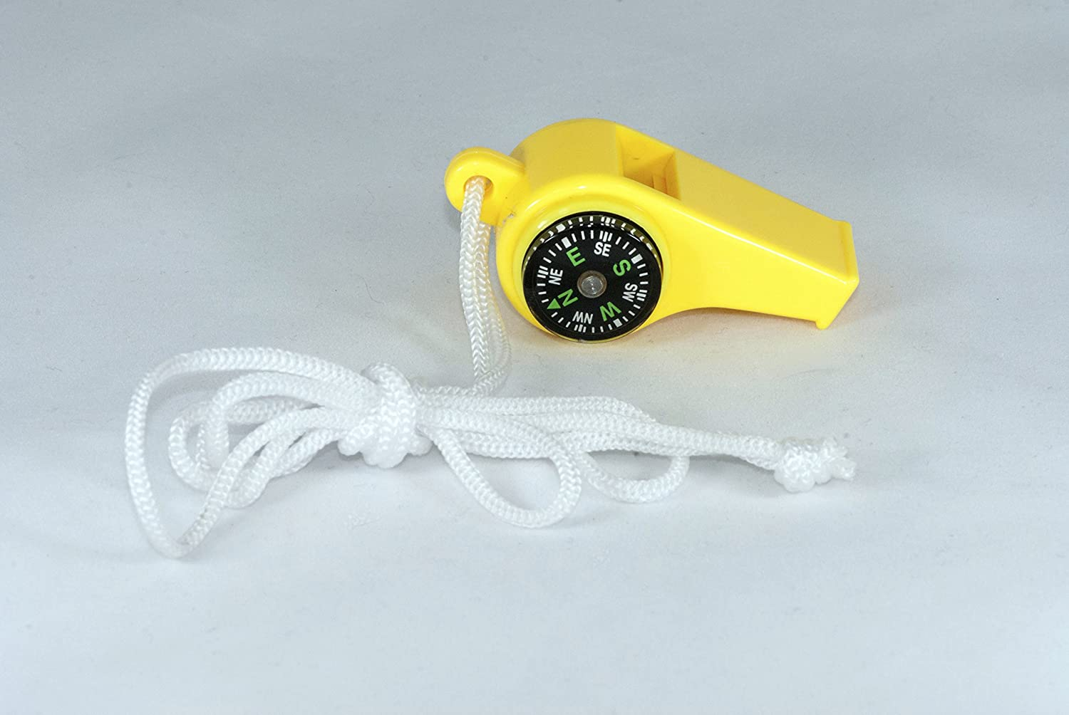 Whistle Combo Dial Thermometer 3-in-1 Survival Whistle Sun Company TripleWhistle Compass