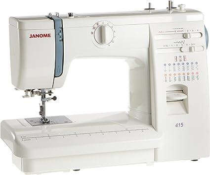 Janome Machine à Coudre 415 Amazon Fr Cuisine Maison