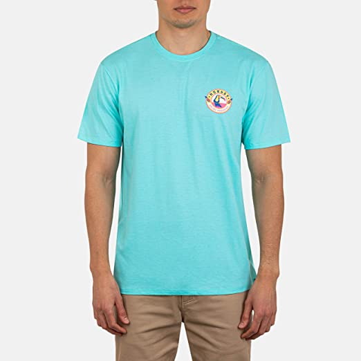 TALLA M. Hurley M Enjoy Paradise S/S Camiseta Hombre