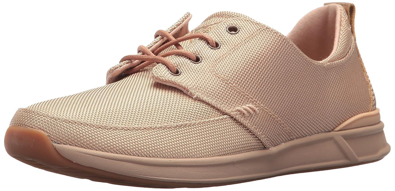 Reef Women's Rover Low TX Fashion Sneaker B072QMH862 7.5 B(M) US|Rose Gold