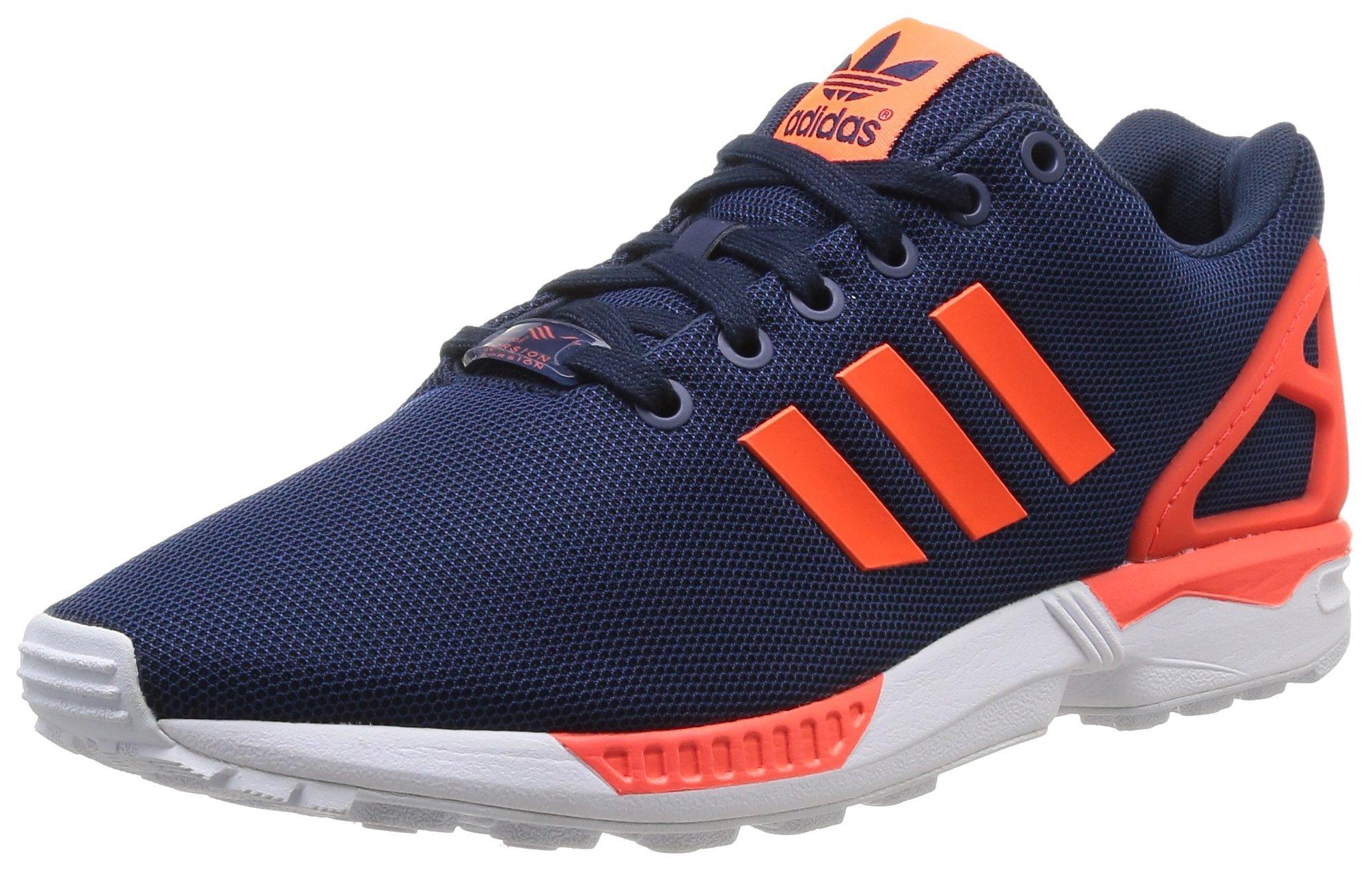 adidas Men's Zx Flux 45 1|3 Blue- Buy