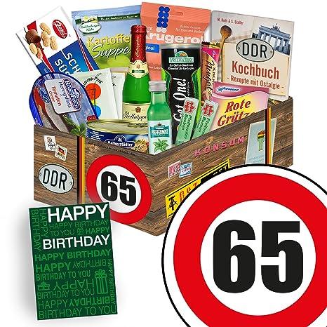 Ddr Box L Geburtstag 65 Geschenk Idee Oma Spezialitäten