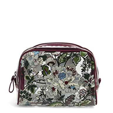 Image Unavailable. Image not available for. Color  Vera Bradley Iconic  Medium Cosmetic bf14134a897cb