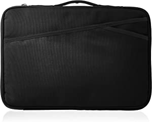 AmazonBasics Laptop Case Sleeve Bag - 15-Inch, Black