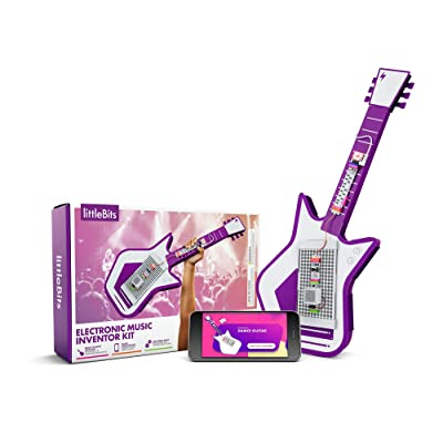 littleBits Electronic Music Inventor Kit - Build, Customize, & Play Your Own Educational & Fun High-Tech Instruments!: Toys & Games