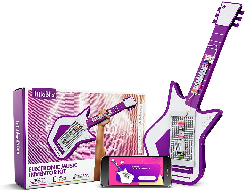 littleBits Electronic Music Inventor Kit: Amazon.es: Juguetes y juegos