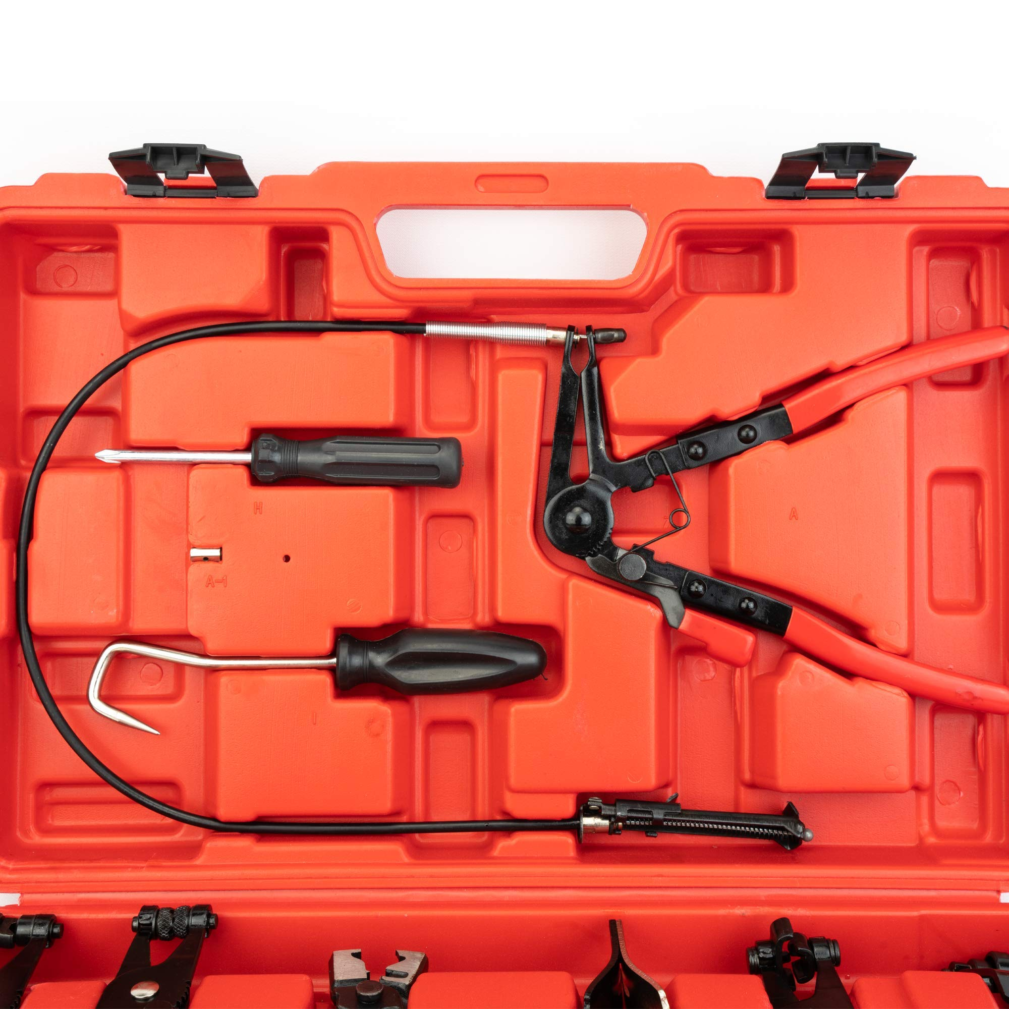 Delray Auto Parts 9pc Hose Plier Set by Delray Auto Parts (Image #5)