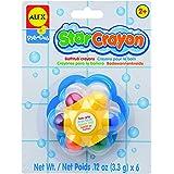 Alex Rub a Dub Star Crayon in the Tub Kids Bath Activity