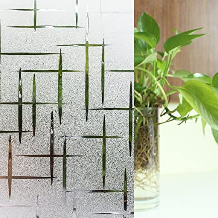 amazon com privacy window film, decorative, frosted glass film, for Smart Glass Windows for Home image unavailable