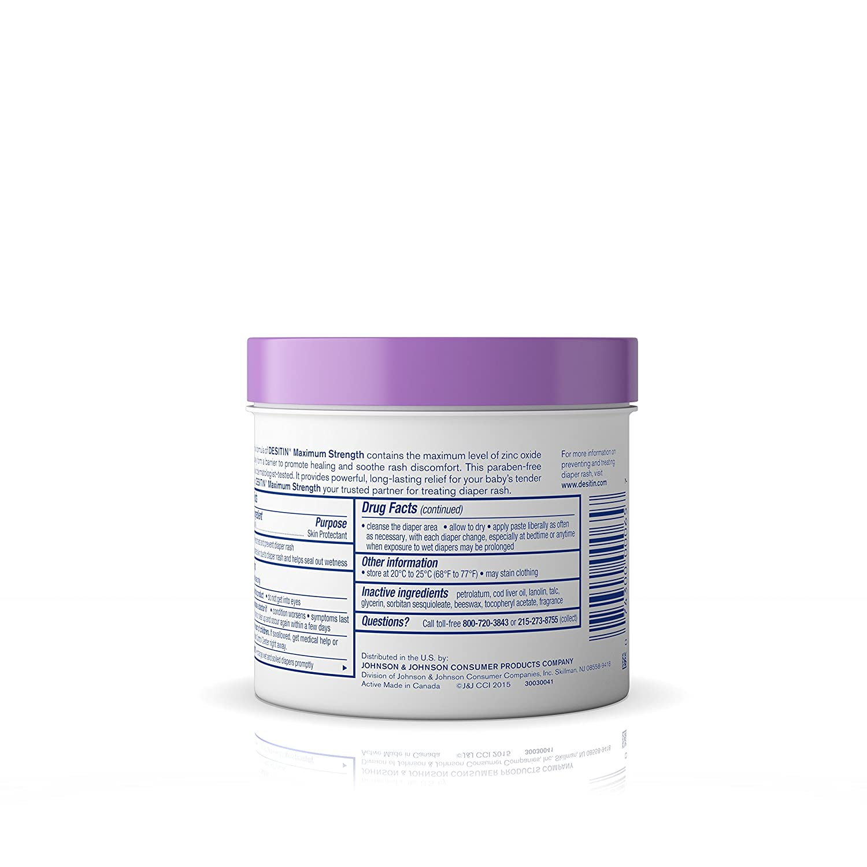 Desitin vaginal zinc oxide