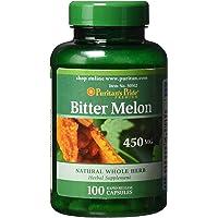 Puritan's Pride Bitter Melon 450 mg-100 Capsules