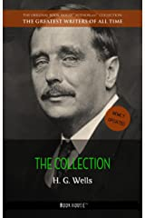 H. G. Wells: The Collection (The Greatest Writers of All Time Book 46) Kindle Edition