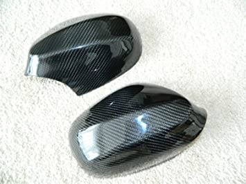 Carbon Spiegelkappen Spiegel Mirror Cover Passend Für E92 E93 Facelift Auto