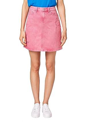 official the cheapest top design ESPRIT Damen Rock 068EE1D011 Rosa (Pink Fuchsia 660), 38 ...