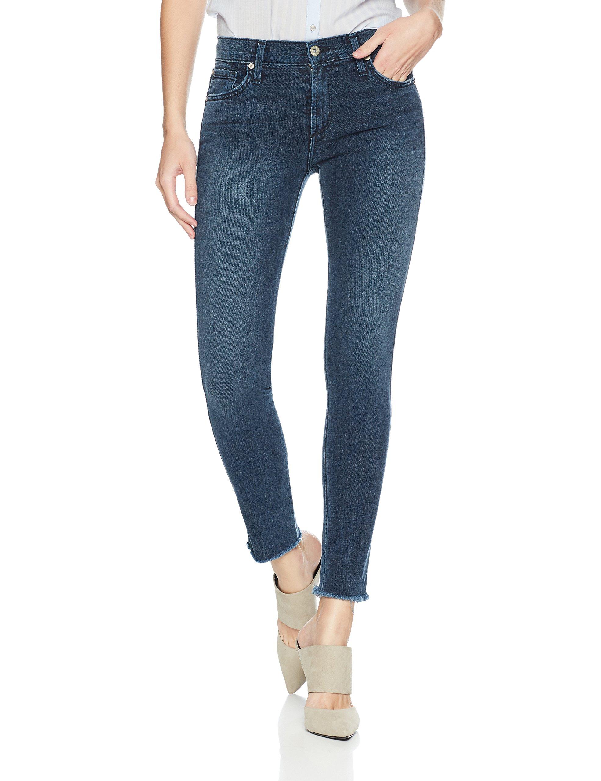 James Jeans Women's Twiggy Ankle Length Skinny Jean In Dynasty Clean, Dynasty CLN, 27