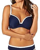 Freya in The Navy Deco Bikini Top