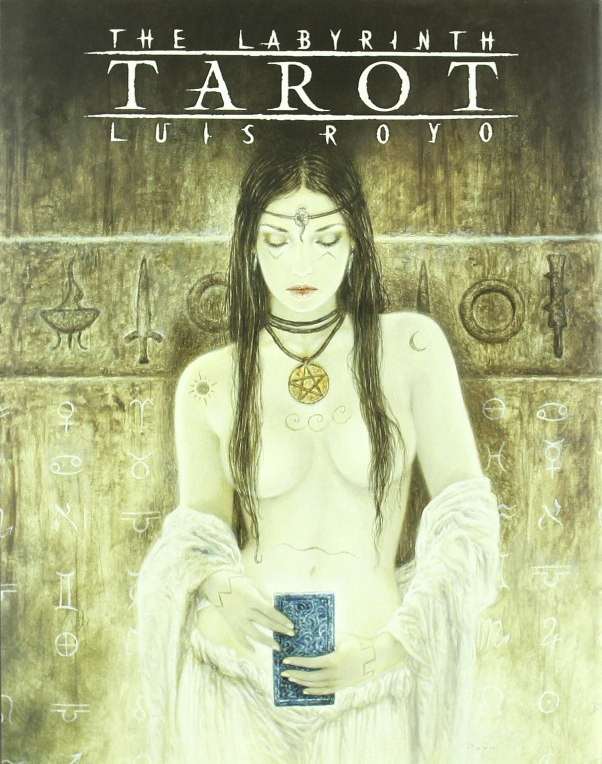 The Labyrinth-Tarot, Luxusausgabe (LUIS ROYO LIBROS)