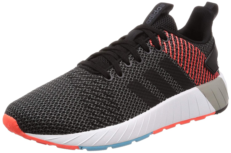Adidas Herren Questar BYD Gymnastikschuhe grau 7.5 EU  | Preiszugeständnisse
