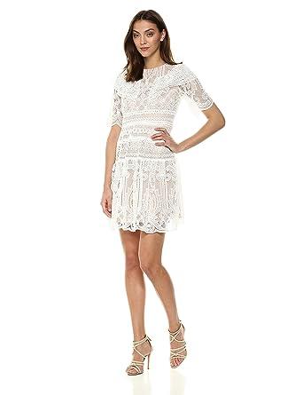 da0645f916f ML Monique Lhuillier Women s 445175 at Amazon Women s Clothing store