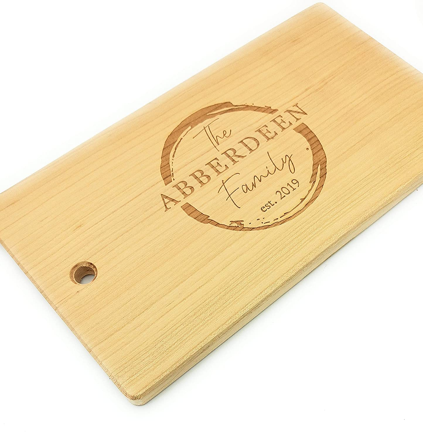 Side Saver Cheese Platter Bread Board Personalised Cheese Chopping Board Engraved Etched