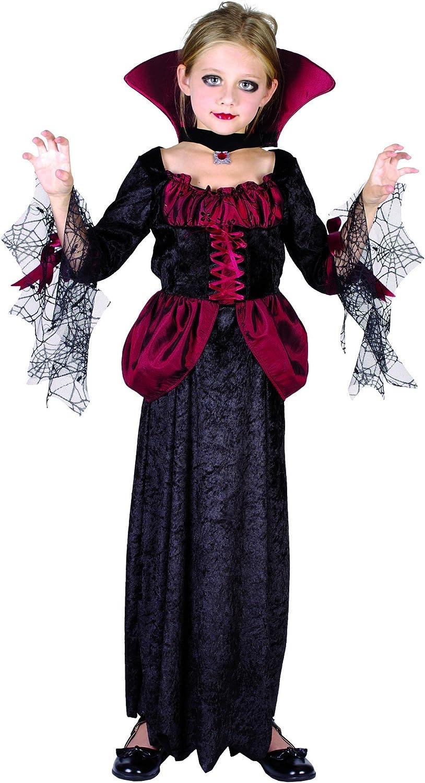 Disfraz vampiro niña - 10 - 12 años: Amazon.es: Juguetes y juegos