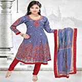 Chanderi Salwar Kameez Designs For Indian Girls Vol 3