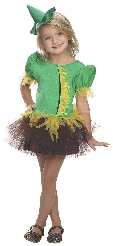 Disfraz de Espantapájaros El Mago de Oz para niña - 3-4 años