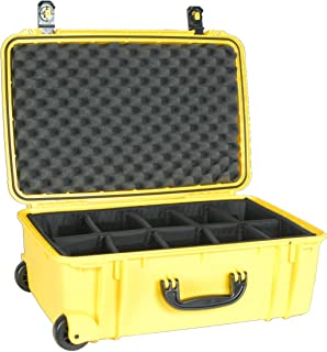 product image for Seahorse SE-920D Protective Case with Adjustable Divider Tray