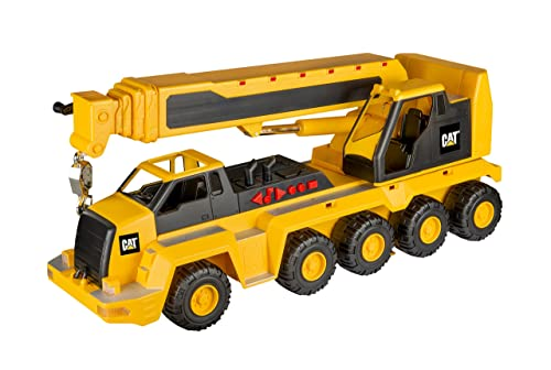 Toy State Caterpillar Construction Massive Machine