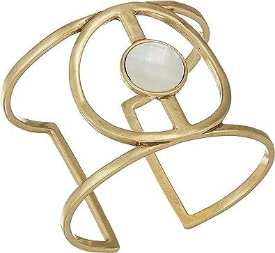 Lucky Brand Statement Cuff Bracelet (Gold) Bracelet o4jU8Gje
