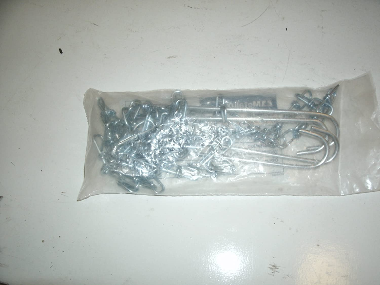 Metalux 36-in Stainless Steel Chain Cable Item#402237 Model# WHC36RT UPC# 080083601158