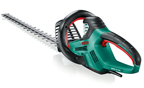 Bosch Hedgecutter AHS 70-34 (blade cover, cardboard box, 700 W, 700 mm blade length, 34 mm tooth spacing)