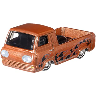 Hot Wheels 50th Anniversary Favorites 60S Ford Econoline Pickup: Toys & Games