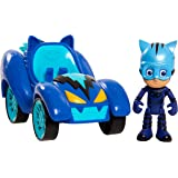 PJ Masks Hero Blast Vehicles-Catboy, Blue, Model Number: 95496