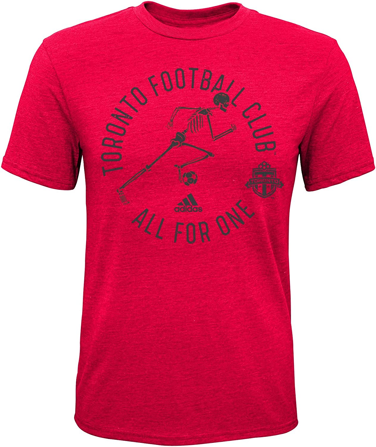 MLS Kids /& Youth Boys  To the Grave Short Sleeve Tee