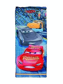 Desconocido Cars - Rayo Mcqueen de Saco de Dormir 150 x 65 cm: Amazon.es: Deportes y aire libre