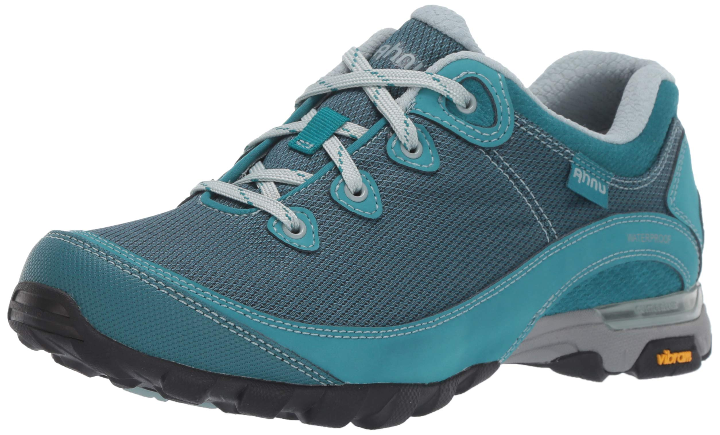 Ahnu Women's W Sugarpine II Waterproof Ripstop Hiking Shoe, Deep Lake, 11 Medium US by Ahnu