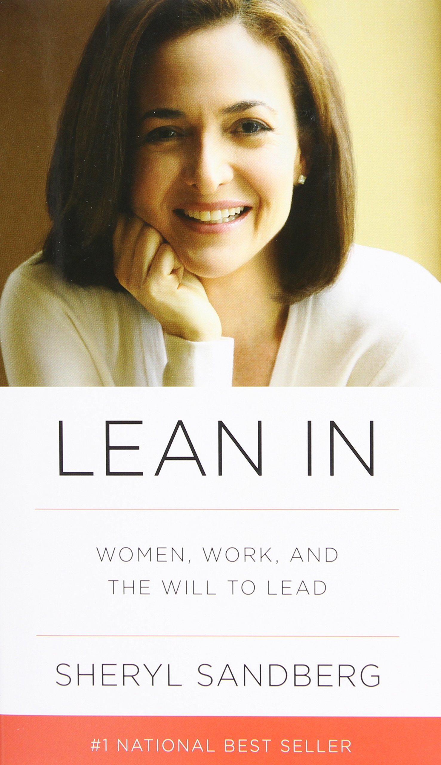 Lean In – Sheryl Sandberg