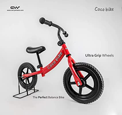 Incredible Buy Carrywheels Coco Balance Bike Red Online At Low Prices Pdpeps Interior Chair Design Pdpepsorg
