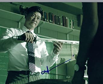Tom Choi Signed Autographed 8x10 Photo Teen Wolf Mortal ...