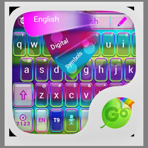 Dreamcolors Go Keyboard Theme  Emoji