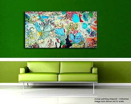 Dipinti Per Soggiorno : Tamatina modern art tela dipinti pittura widow bianco grande