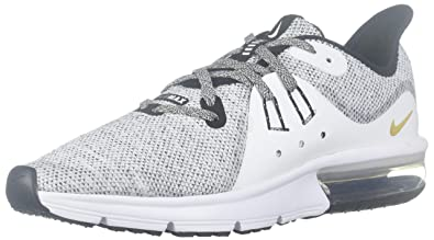 304dc500da Amazon.com | Nike Air Max Sequent 3 (gs) Big Kids 922884-007 | Running