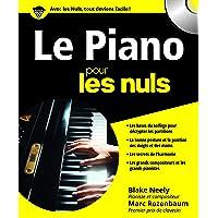PIANO POUR LES NULS (LE) + CD