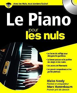 Le piano pour les nuls + CD