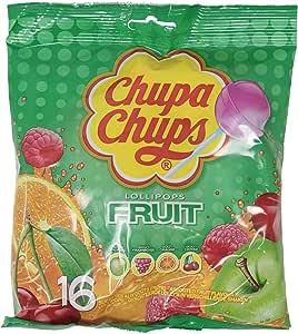 Chupa Chups Jellies With Fruit Juice, 90 gm