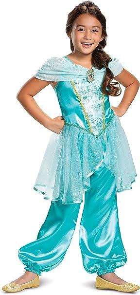 Amazon.com: Jasmine Classic - Disfraz de té, color azul ...