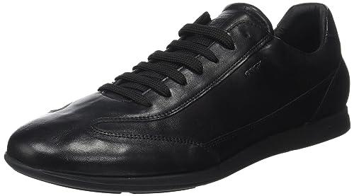 Mens U Clemet a Low-Top Sneakers Geox 3GGyJcMQ4